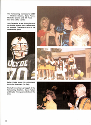 Page 16, 1988 Edition, Clyde High School - Kennel Yearbook (Clyde, TX) online yearbook collection