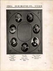 Page 13, 1924 Edition, Floydada High School - Hesper Yearbook (Floydada, TX) online yearbook collection