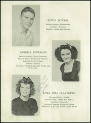 Palacios High School - Ebb Tide Yearbook (Palacios, TX) online yearbook collection, 1947 Edition, Page 18