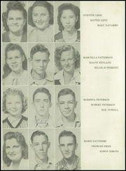 Palacios High School - Ebb Tide Yearbook (Palacios, TX) online yearbook collection, 1947 Edition, Page 40