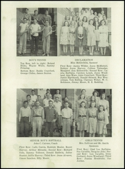 Palacios High School - Ebb Tide Yearbook (Palacios, TX) online yearbook collection, 1947 Edition, Page 50