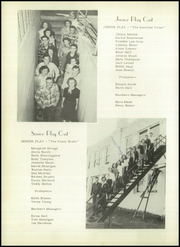 Page 58, 1950 Edition, Whitesboro High School - Oak Yearbook (Whitesboro, TX) online yearbook collection