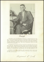 Page 11, 1951 Edition, Whitesboro High School - Oak Yearbook (Whitesboro, TX) online yearbook collection