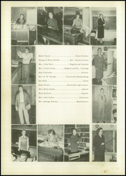 Page 12, 1951 Edition, Whitesboro High School - Oak Yearbook (Whitesboro, TX) online yearbook collection