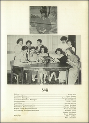 Page 13, 1951 Edition, Whitesboro High School - Oak Yearbook (Whitesboro, TX) online yearbook collection