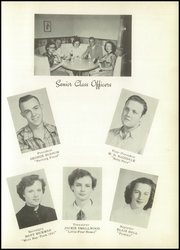 Page 17, 1951 Edition, Whitesboro High School - Oak Yearbook (Whitesboro, TX) online yearbook collection