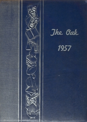 1957 Edition, Whitesboro High School - Oak Yearbook (Whitesboro, TX)