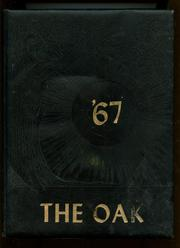 Page 1, 1967 Edition, Whitesboro High School - Oak Yearbook (Whitesboro, TX) online yearbook collection