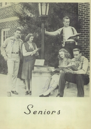 Page 11, 1946 Edition, Ballinger High School - Paw Prints Yearbook (Ballinger, TX) online yearbook collection