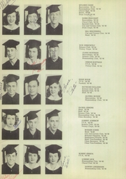 Page 14, 1946 Edition, Ballinger High School - Paw Prints Yearbook (Ballinger, TX) online yearbook collection