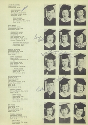 Page 15, 1946 Edition, Ballinger High School - Paw Prints Yearbook (Ballinger, TX) online yearbook collection