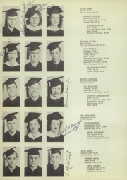 Page 16, 1946 Edition, Ballinger High School - Paw Prints Yearbook (Ballinger, TX) online yearbook collection