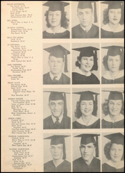 Page 13, 1947 Edition, Ballinger High School - Paw Prints Yearbook (Ballinger, TX) online yearbook collection