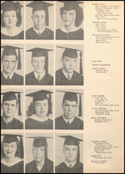 Page 14, 1947 Edition, Ballinger High School - Paw Prints Yearbook (Ballinger, TX) online yearbook collection