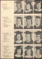 Page 15, 1947 Edition, Ballinger High School - Paw Prints Yearbook (Ballinger, TX) online yearbook collection