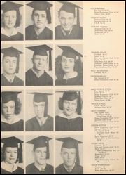 Page 16, 1947 Edition, Ballinger High School - Paw Prints Yearbook (Ballinger, TX) online yearbook collection