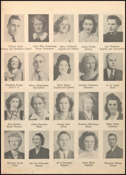 Page 9, 1947 Edition, Ballinger High School - Paw Prints Yearbook (Ballinger, TX) online yearbook collection