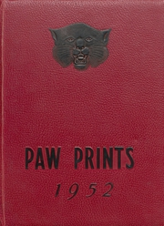 Page 1, 1952 Edition, Ballinger High School - Paw Prints Yearbook (Ballinger, TX) online yearbook collection