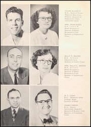 Page 10, 1952 Edition, Ballinger High School - Paw Prints Yearbook (Ballinger, TX) online yearbook collection