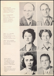 Page 11, 1952 Edition, Ballinger High School - Paw Prints Yearbook (Ballinger, TX) online yearbook collection