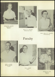Page 10, 1954 Edition, Ballinger High School - Paw Prints Yearbook (Ballinger, TX) online yearbook collection