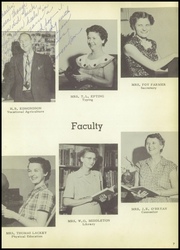 Page 11, 1954 Edition, Ballinger High School - Paw Prints Yearbook (Ballinger, TX) online yearbook collection