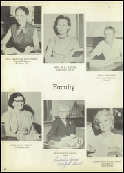 Page 12, 1954 Edition, Ballinger High School - Paw Prints Yearbook (Ballinger, TX) online yearbook collection