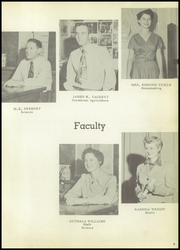 Page 13, 1954 Edition, Ballinger High School - Paw Prints Yearbook (Ballinger, TX) online yearbook collection