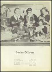 Page 17, 1954 Edition, Ballinger High School - Paw Prints Yearbook (Ballinger, TX) online yearbook collection