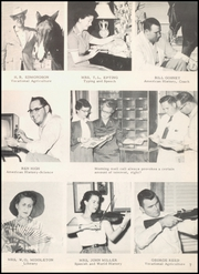 Page 11, 1956 Edition, Ballinger High School - Paw Prints Yearbook (Ballinger, TX) online yearbook collection