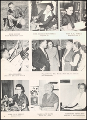 Page 12, 1956 Edition, Ballinger High School - Paw Prints Yearbook (Ballinger, TX) online yearbook collection