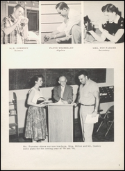Page 13, 1956 Edition, Ballinger High School - Paw Prints Yearbook (Ballinger, TX) online yearbook collection