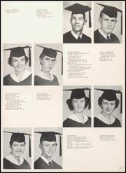 Page 17, 1956 Edition, Ballinger High School - Paw Prints Yearbook (Ballinger, TX) online yearbook collection