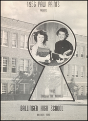 Page 5, 1956 Edition, Ballinger High School - Paw Prints Yearbook (Ballinger, TX) online yearbook collection