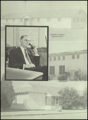 Page 12, 1957 Edition, Ballinger High School - Paw Prints Yearbook (Ballinger, TX) online yearbook collection