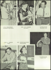 Page 14, 1957 Edition, Ballinger High School - Paw Prints Yearbook (Ballinger, TX) online yearbook collection