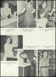 Page 15, 1957 Edition, Ballinger High School - Paw Prints Yearbook (Ballinger, TX) online yearbook collection