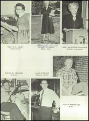 Page 16, 1957 Edition, Ballinger High School - Paw Prints Yearbook (Ballinger, TX) online yearbook collection