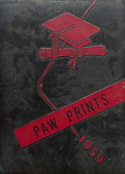 Page 1, 1959 Edition, Ballinger High School - Paw Prints Yearbook (Ballinger, TX) online yearbook collection