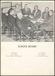 Page 10, 1959 Edition, Ballinger High School - Paw Prints Yearbook (Ballinger, TX) online yearbook collection