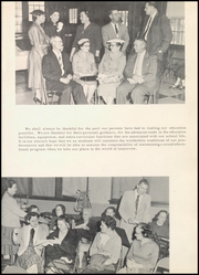 Page 9, 1959 Edition, Ballinger High School - Paw Prints Yearbook (Ballinger, TX) online yearbook collection
