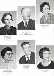Page 15, 1966 Edition, Ballinger High School - Paw Prints Yearbook (Ballinger, TX) online yearbook collection