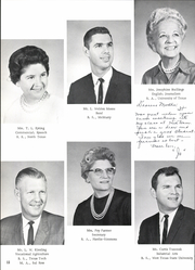 Page 16, 1966 Edition, Ballinger High School - Paw Prints Yearbook (Ballinger, TX) online yearbook collection
