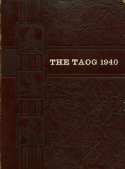 Page 1, 1940 Edition, Groesbeck High School - Taog Yearbook (Groesbeck, TX) online yearbook collection