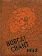 1952 Edition, Refugio High School - Bobcat Chant (Refugio, TX)