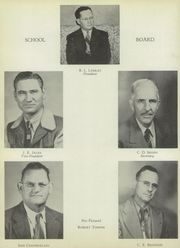 Page 14, 1952 Edition, Refugio High School - Bobcat Chant (Refugio, TX) online yearbook collection