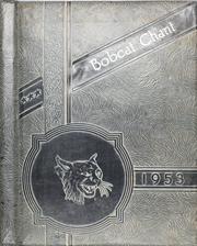 1953 Edition, Refugio High School - Bobcat Chant (Refugio, TX)