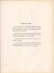 Page 9, 1953 Edition, Refugio High School - Bobcat Chant (Refugio, TX) online yearbook collection
