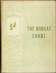 1954 Edition, Refugio High School - Bobcat Chant (Refugio, TX)