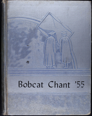 1955 Edition, Refugio High School - Bobcat Chant (Refugio, TX)